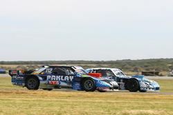 Esteban Gini, Nero53 Racing Torino, Laureano Campanera, Donto Racing Chevrolet