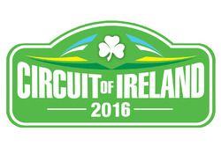 Circuit Of Ireland Rally 2016, logo