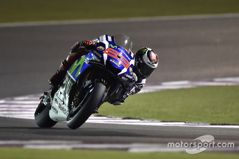 2016. Jorge Lorenzo (Yamaha)