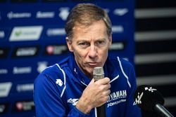 Lin Jarvis, Yamaha Factory Racing