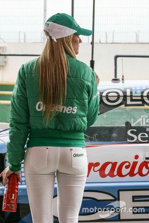 Chicas del Paddock Argentina Origenes