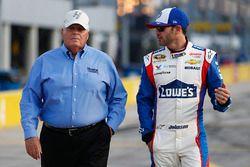 Rick Hendrick, Jimmie Johnson, Hendrick Motorsports Chevrolet