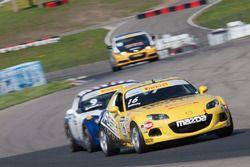 #16 BERG Racing Mazda MX-5 Cup: Jay Salinsky