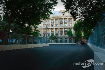 European GP - Baku preparation