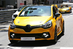 The Renault Clio R.S. 16 is onthuld