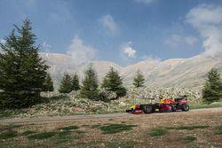 Red Bull RB7 di Cedars of God Forest, Lebanon
