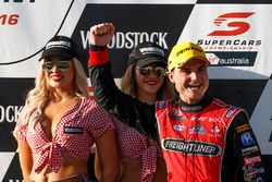 Podium: Sieger Tim Slade, Brad Jones Racing Holden