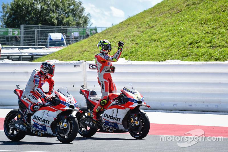 #32 - Andrea Iannone - GP de Austria 2016