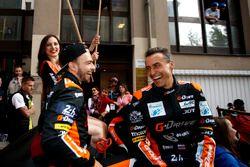 #26 G-Drive Racing Oreca 05 Nissan: Roman Rusinov, Will Stevens