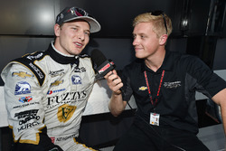 Josef Newgarden, Ed Carpenter Racing Chevrolet, Spencer Pigot, Ed Carpenter Racing Chevrolet
