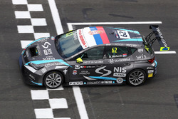 Dusan Borkovic, Seat Leon B3 Racing Ungheria