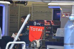 Red Bull Racing RB12 detaylar