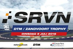 Aankondiging SRVN DTM Zandvoort Trophy powered by Motorsport.com