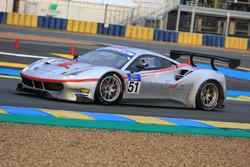 Томас Флор, Франческо Кастеллаччи, #51 AF Corse Ferrari 488