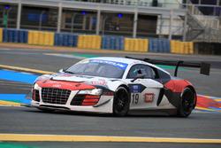 Филлир Хэнсон, Найджел Мур, #19 Tockwith Motorsports Audi R8 LMS
