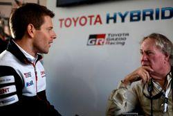 Энтони Дэвидсон, #5 Toyota Racing Toyota TS050 Hybrid