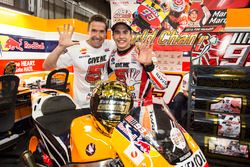 Марк Маркес, Repsol Honda Team с отцом