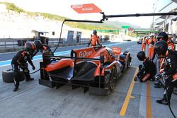 #26 G-Drive Racing Oreca 05 - Nissan: Roman Rusinov, Alex Brundle, Will Stevens