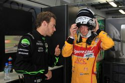 #30 Extreme Speed Motorsports Ligier JS P2 - Nissan: Giedo Van der Garde