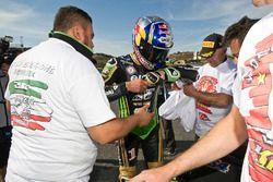 Yarış galibi Kenan Sofuoglu, Puccetti Racing