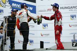 Tom Dillmann, AVF and Aurélien Panis, Arden Motorsport