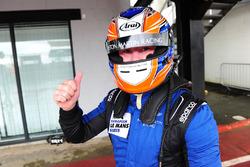 GTE-Polesitter Richie Stanaway, Aston Martin Racing