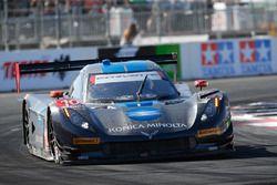 #10 Wayne Taylor Racing Corvette DP: Ricky Taylor, Jordan Taylor