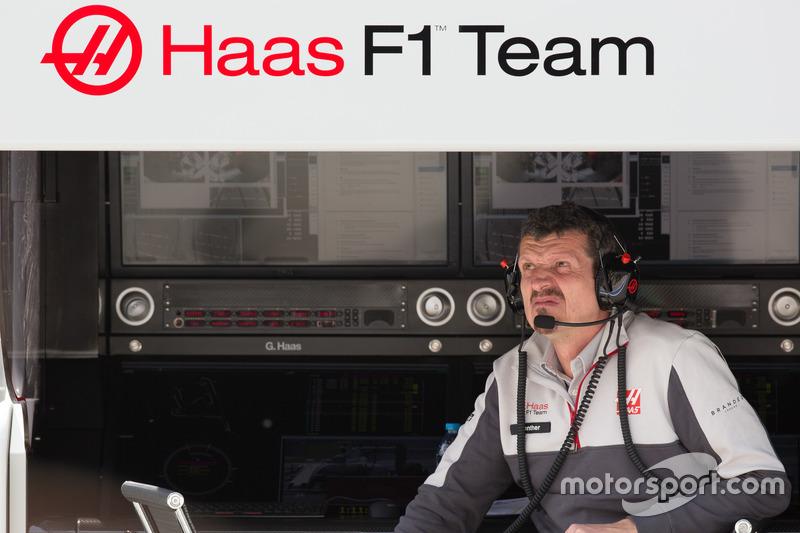 Gunther Steiner,Haas F1 jefe del equipo