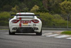 #99 JCR Motorsports Maserati GranTurismo MC Trofeo: Jeff Courtney