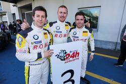 3. #23 ROWE Racing, BMW M6 GT3: Alexander Sims, Philipp Eng, Maxime Martin