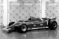Presentación del Ferrari 126C