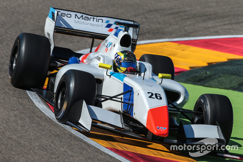 n°26 - Beitske Visser, Teo Martín Motorsport