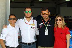 Gianni Morbidelli, Honda Civic TCR, West Coast Racing, Luigi Ferrara, Top Run Motorsport, Subaru Imp