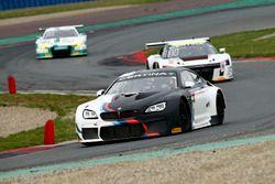 #20 Schubert Motorsport, BMW M6 GT3: Jesse Krohn, Louis Delétraz, Martin Tomczyk