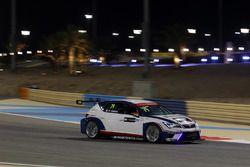 Hussain Karimi, SEAT Leon, Bas Koeten Racing