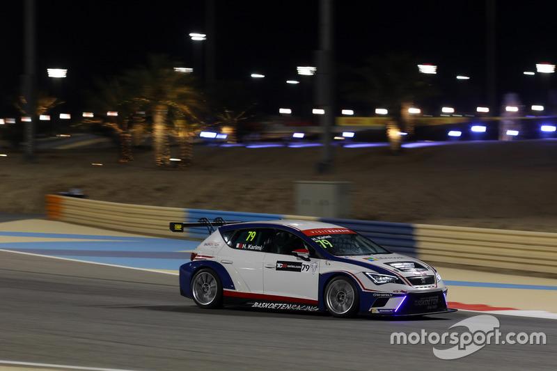 Хуссейн Карими, SEAT Leon, Bas Koeten Racing