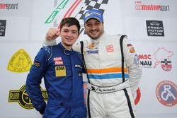 Moritz Oberheim, Marc Hennerici, Porsche Cayman GT4 CS