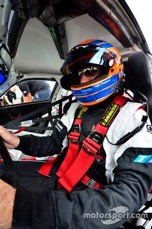 #64 MP1B Porsche GT3 Cup: David Tuaty of TLM