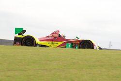 #7 Starworks Motorsports, ORECA FLM09: Jose Gutierrez, Gustavo Yacaman