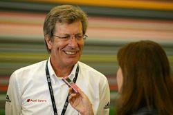 Ральф Ютнер, управляющий директор Audi Sport Team Joest