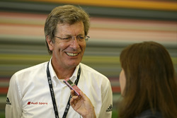 Ralf Jüttner, Audi Sport Team Joest Managing Director
