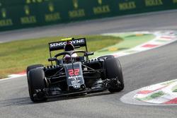 McLaren MP4/31, Halo customisé