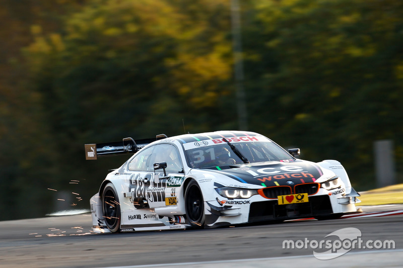 4. Tom Blomqvist, BMW Team RBM, BMW M4 DTM