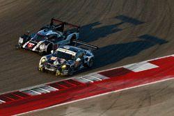 #1 Porsche Team Porsche 919 Hybrid: Тимо Бернхард, Марк Уэббер и Брендон Хартли, #78 KCMG Porsche 91