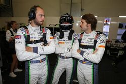 #8 Bentley Team M-Sport, Bentley Continental GT3: Maxime Soulet, Wolfgang Reip, Andy Soucek