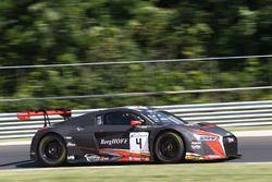 #4 Belgian Audi Club Team WRT Audi R8 LMS: Dries Vanthoor, Robin Frijns