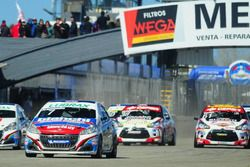 Rodrigo Armendía, Peugeot Petrobras
