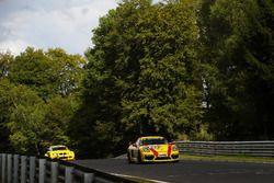 Willy Hüppi, Alexander Schula, Porsche Cayman GT4 Clubsport