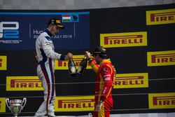 Sergey Sirotkin, ART Grand Prix et Norman Nato, Racing Engineering