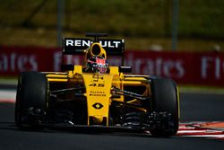 Esteban Ocon, Renault Sport F1 Team RS16 Piloto de prueba